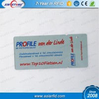 Customized Plastic Card combo keychain sticker