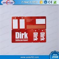 Plastic C+2 Key chain / combo plastic card in plastic card