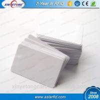 13.56MHZ HF RFID Blank Smart inkjet printing pvc Card for inkjet printer