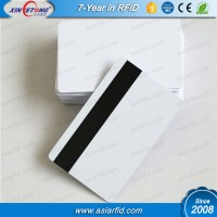 Cheapest price Printable Blank Loco or Hico Magnetic Stripe Plastic Card Encoding