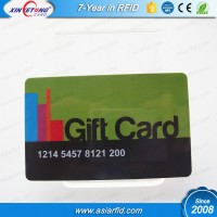 Gift card printing/ business gift card/RFID gift card