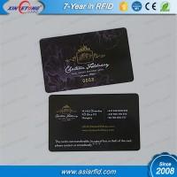 Plastic 125khz EM4200 RFID Card only Read ISO CR80 Business PVC Card