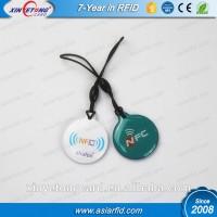 13.56mhz ISO 14443A Animal Epoxy Sticker NFC Dog Tag