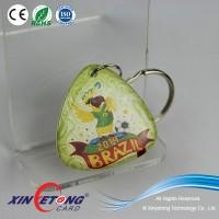 UID Printed NFC Keyfob / Laser printing Epoxy Tags / RFID Fob tags