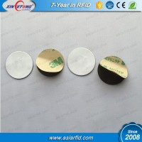 25mm NFC sticker/ 25mm anti-metal NFC labels /25mm with 3M Adhesive