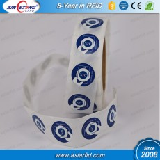 13.56Hmz HF rfid label Ntag215 NFC Sticker