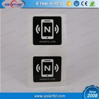Ntag215 adhesive pvc label, NFC Label Smart Tags PVC for Ntag215