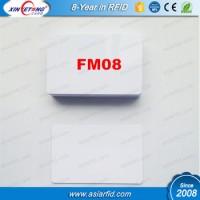 Classic 1K plastic card,RFID Classic 1K PVC Blank Card