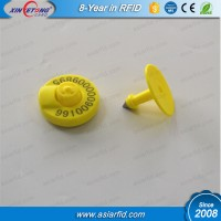 RFID animal id ear tags RFID wholesale customized
