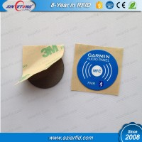 Customized LOGO Printing RFID Ulralight PVC Tag