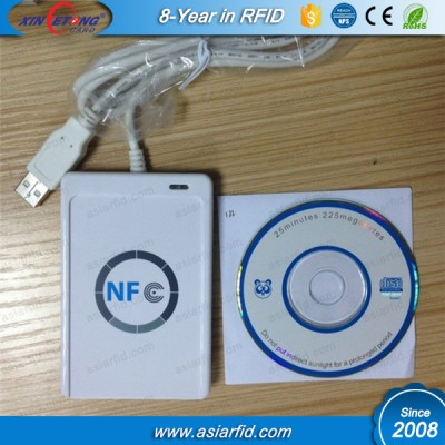 ISO 14443A/B Protocol RFID Reader Device