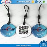 NTAG213 NFC Epoxy Tag QR print Epoxy Tag
