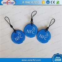 F08 NFC Epoxy Tag 1K Epoxy NFC Tag Bus payment Tag