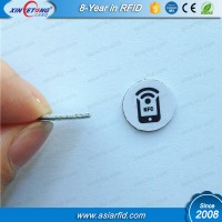 13MM Printable NFC Coin Tags RFID NATG213 PVC Tag