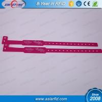 Waterproof RFID Wristband F08 Classic 1K Chip use on hospital wristband