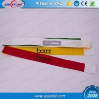 RFID Tyvek Wristband waterproof 13.56MHZ NATG213 Wristband