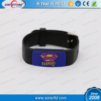 Sport Wristband RFID Silicone  Watch shape Wristband for Gym