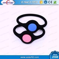 Silicone Wristband China 1K Wrist Band Stripes Color Silicone Wristbands