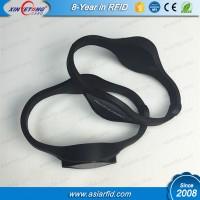 Double Head Silicone Wristband NFC NTAG213 Wristband Bracelets