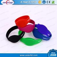 Waterproof Wristband Desfire 2K,4K,8K. RFID Bracelet desfire 2K